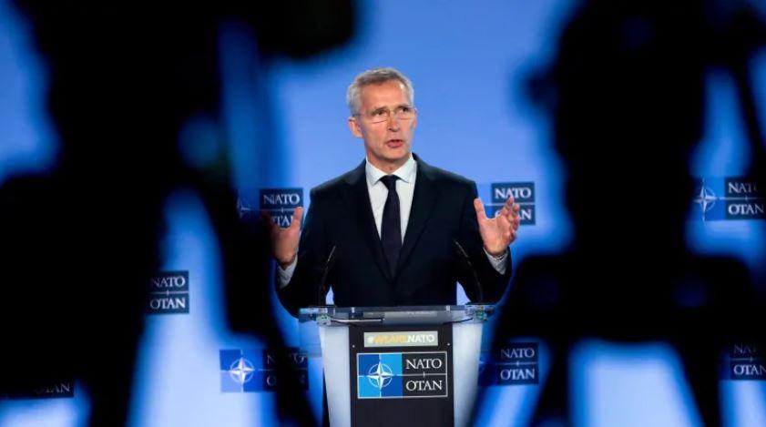 NATO chief visits Canada
