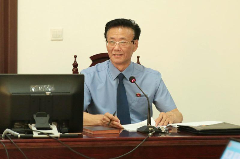 Chief procurator of Jilin under investigation