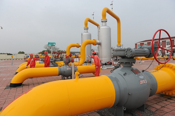 China natural gas output to grow 51 pct in five years: IEA