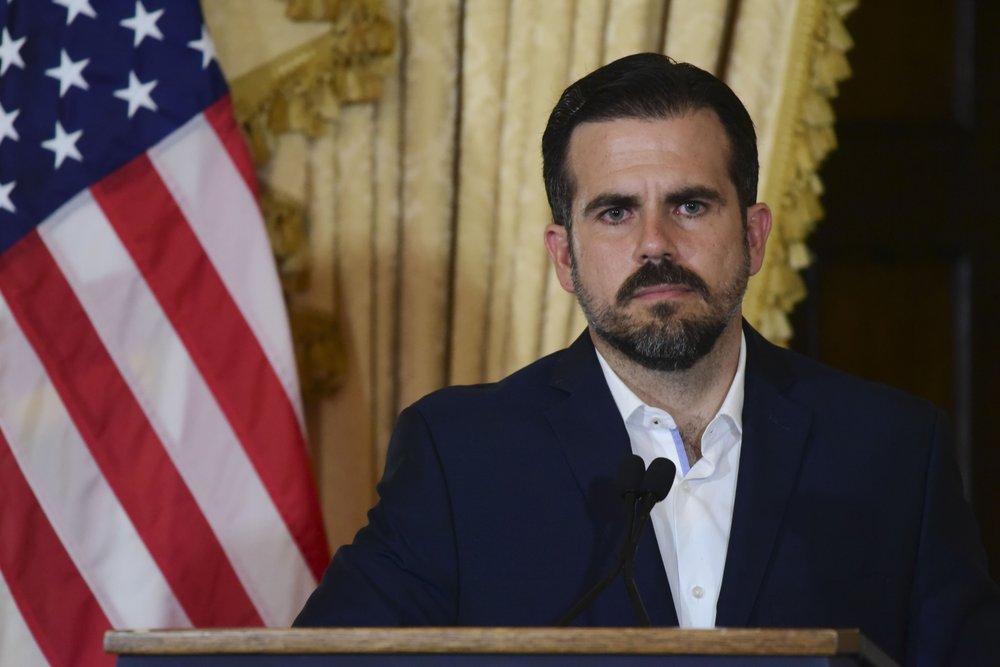 'Chatgate' scandal throws Puerto Rico's governor into crisis