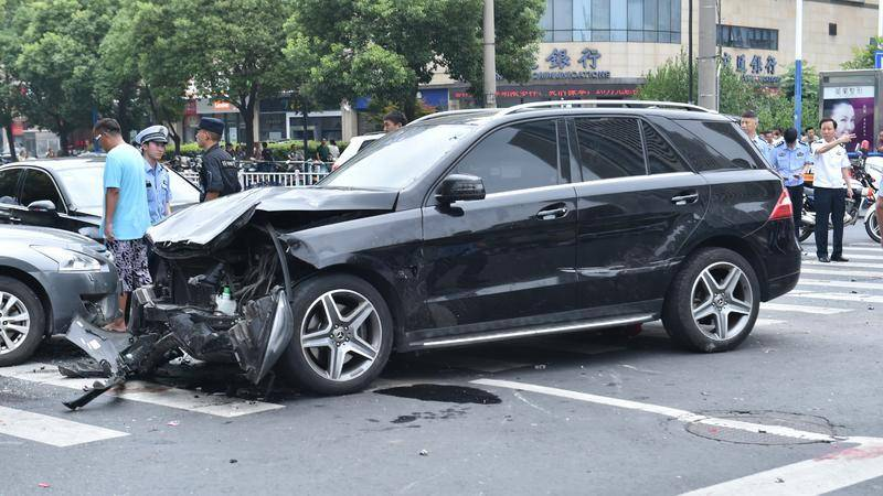 Driver fainted before fatal car accident in east China