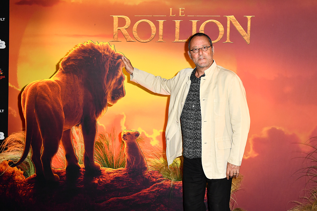 'Lion King' continues topping Chinese mainland box office
