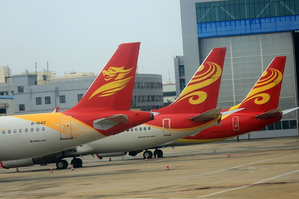 China's civil aviation fleet exceeds 3,700