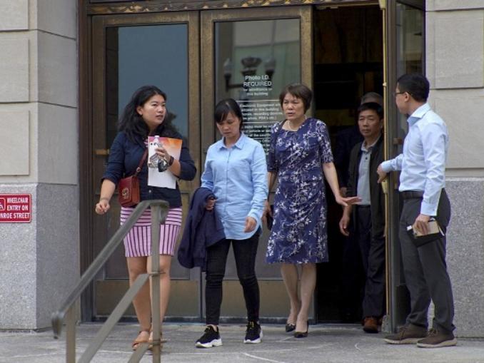 Zhang Yingying's murderer receives life sentence