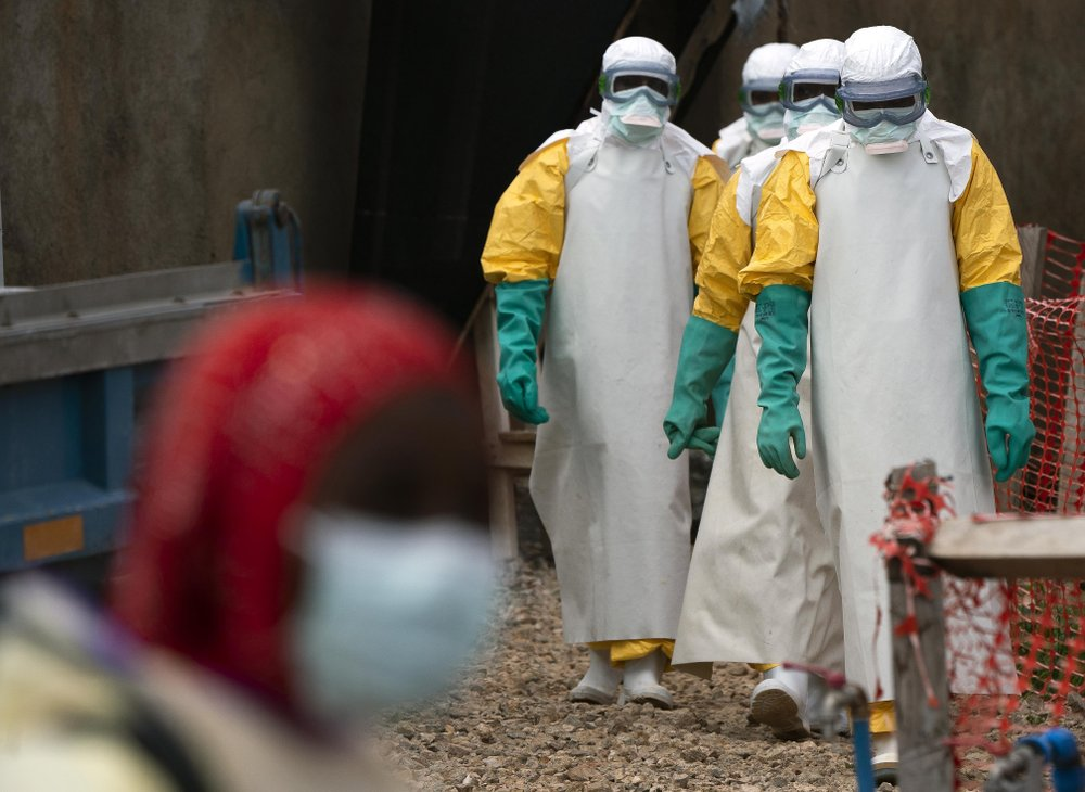 AU calls for int'l action to address Ebola outbreak in DR Congo