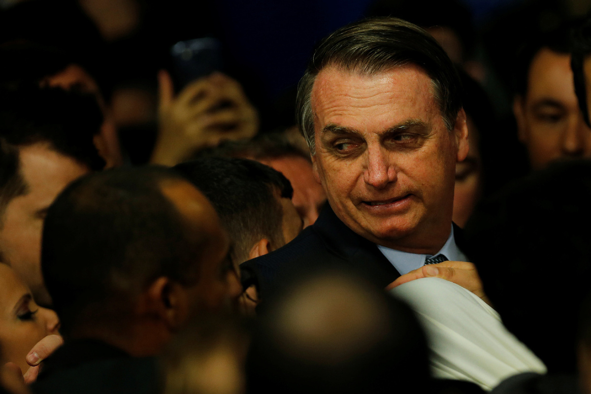 Brazilian president says to deepen relations with China