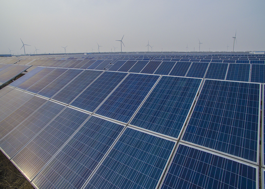 China energy giant SPIC speeds up green energy drive