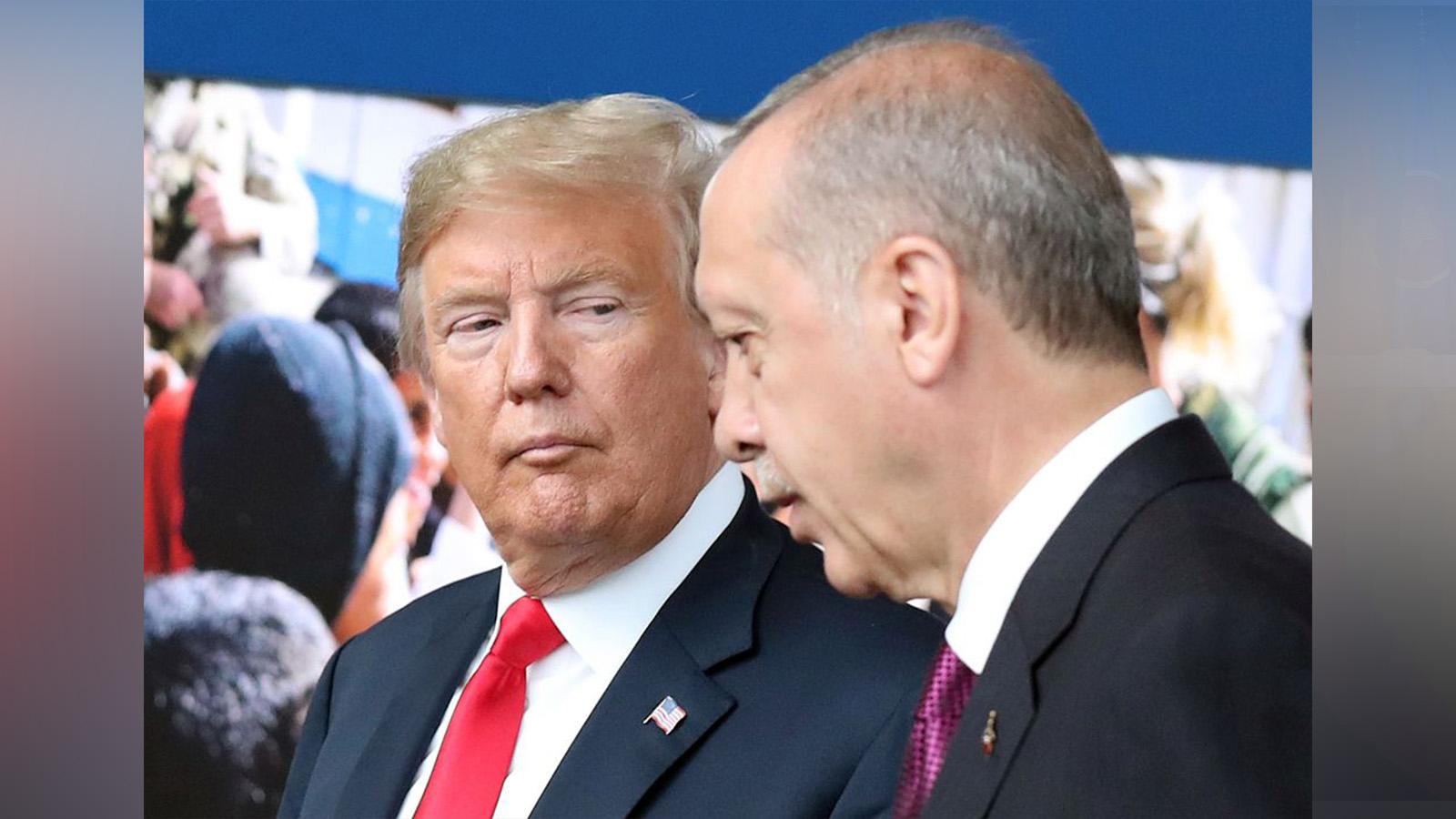 US punitive actions push Turkey towards East
