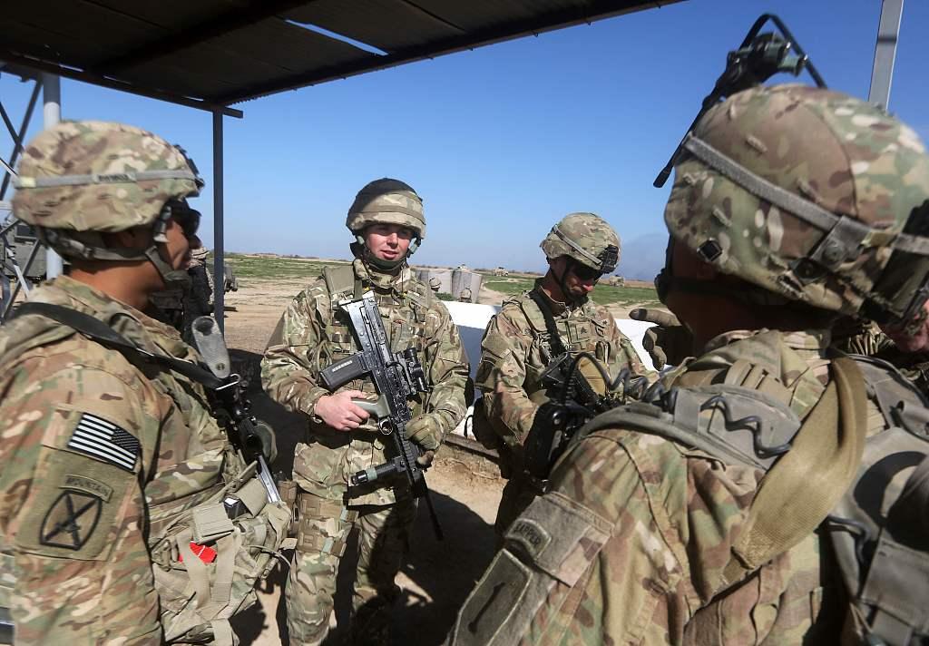 US to send troops to Saudi Arabia amid regional tension