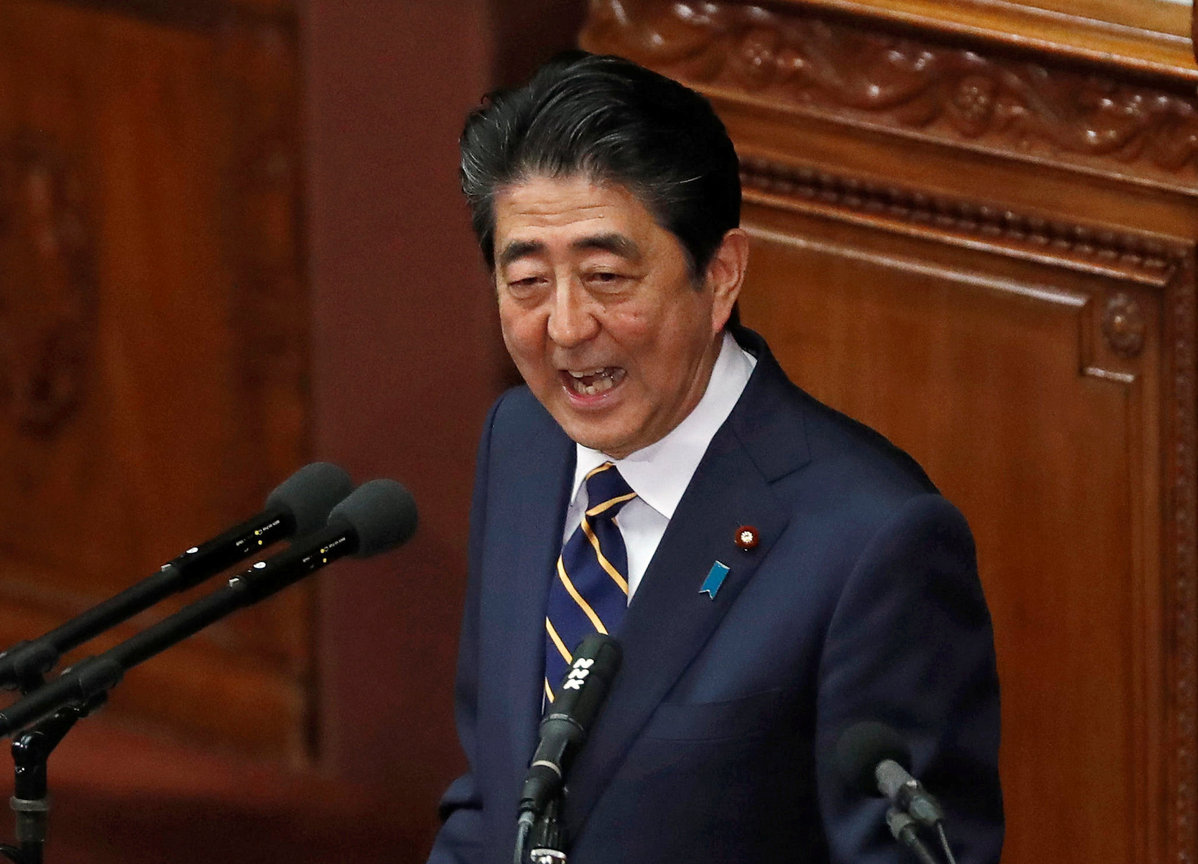 Constitutional revision no easy feat for Abe