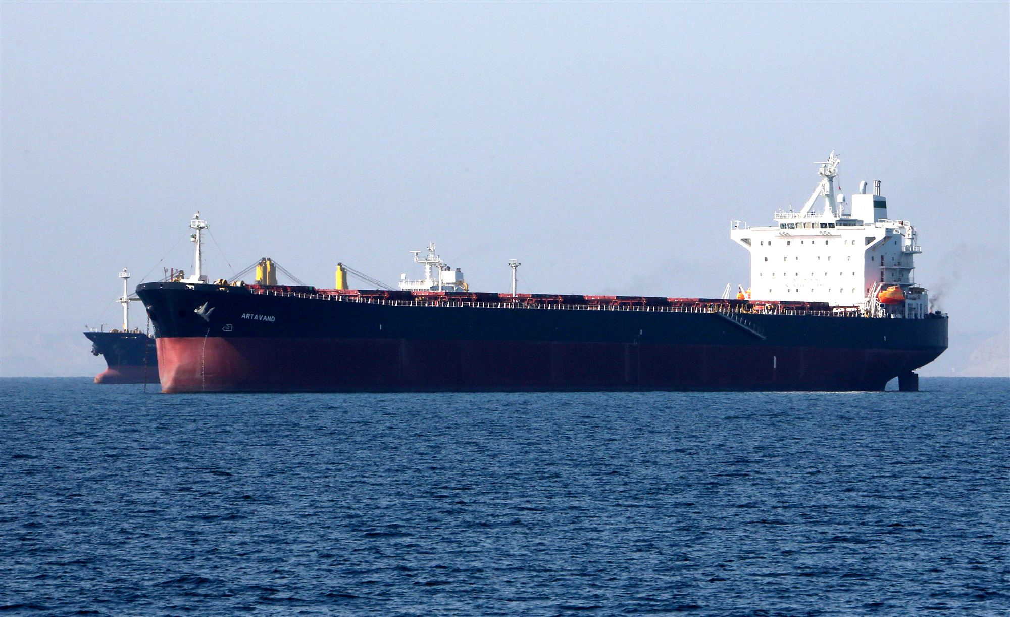 Britain says to seek diplomatic way but warns of consequences after Iran's tanker seizure