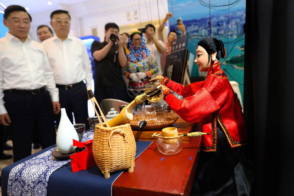 Fujian seeks green, high-quality development, ecological work
