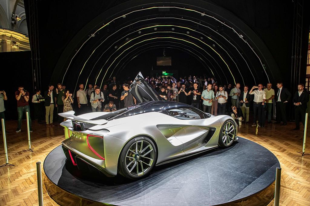 UK car sector accelerates towards electric future