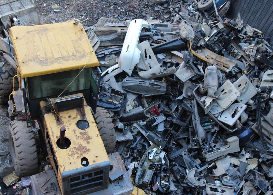 China recycles 1 million junk vehicles in H1