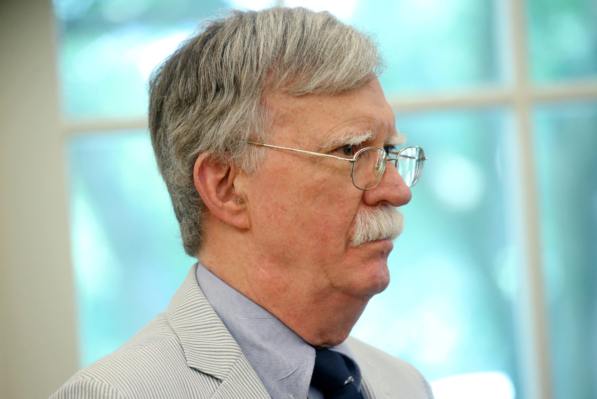 Bolton to make 2-day visit to S.Korea: Seoul
