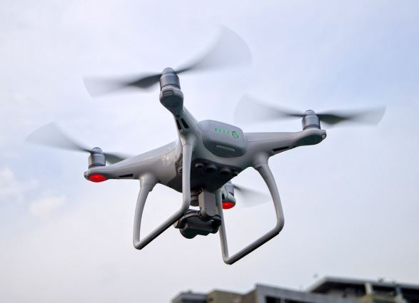 US software supplier Cape bans use of DJI drones