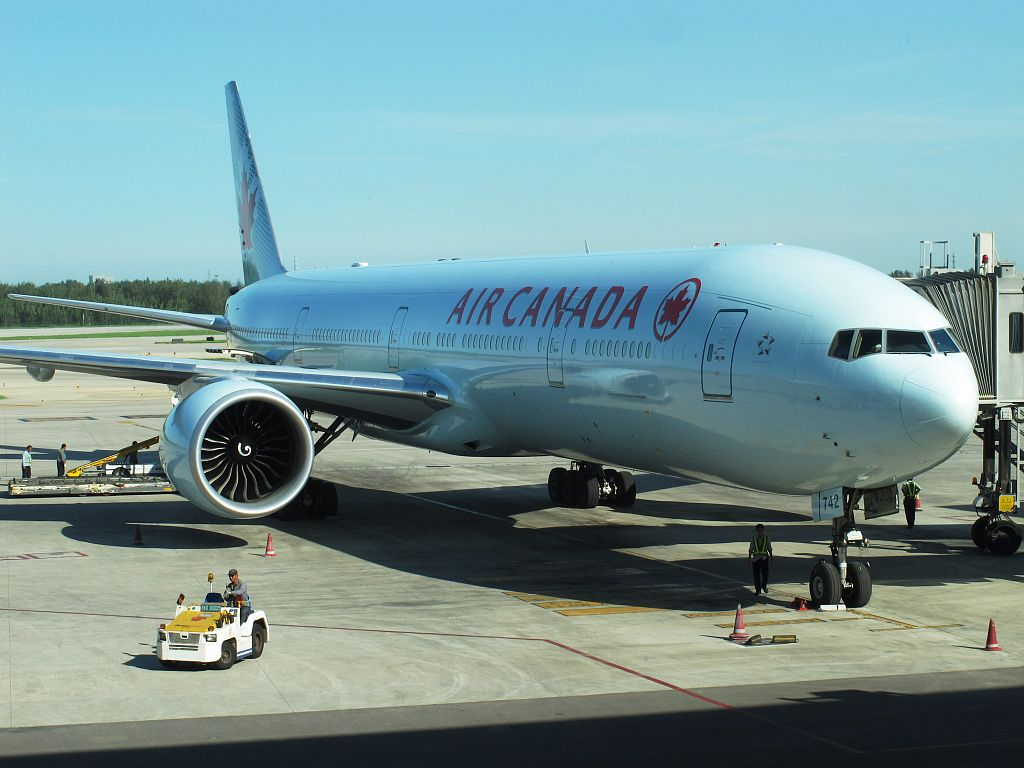 Air Canada marks 25 years since first Beijing-Vancouver flight