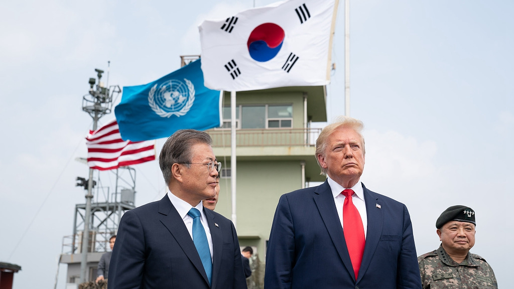 US-ROK military exercise to proceed, says ROK official