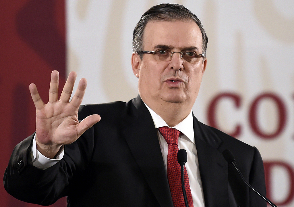 No need to negotiate safe country status with US, says Mexico