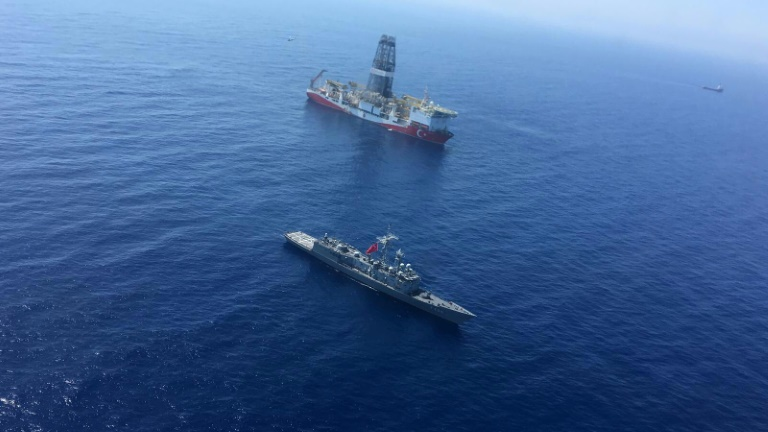 High stakes in gas standoff between Cyprus and Turkey