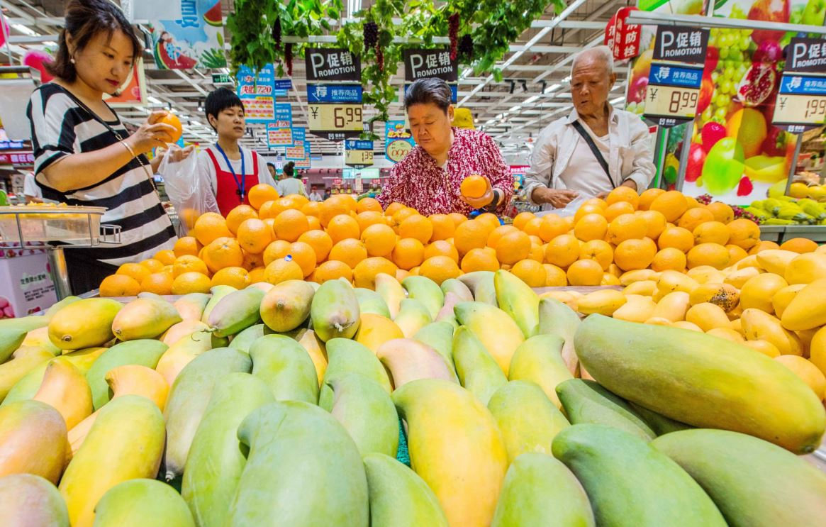 Consumption demand to help sustain growth in H2