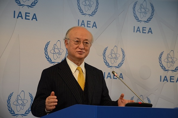 Chief of UN nuclear watchdog Amano passes away: IAEA