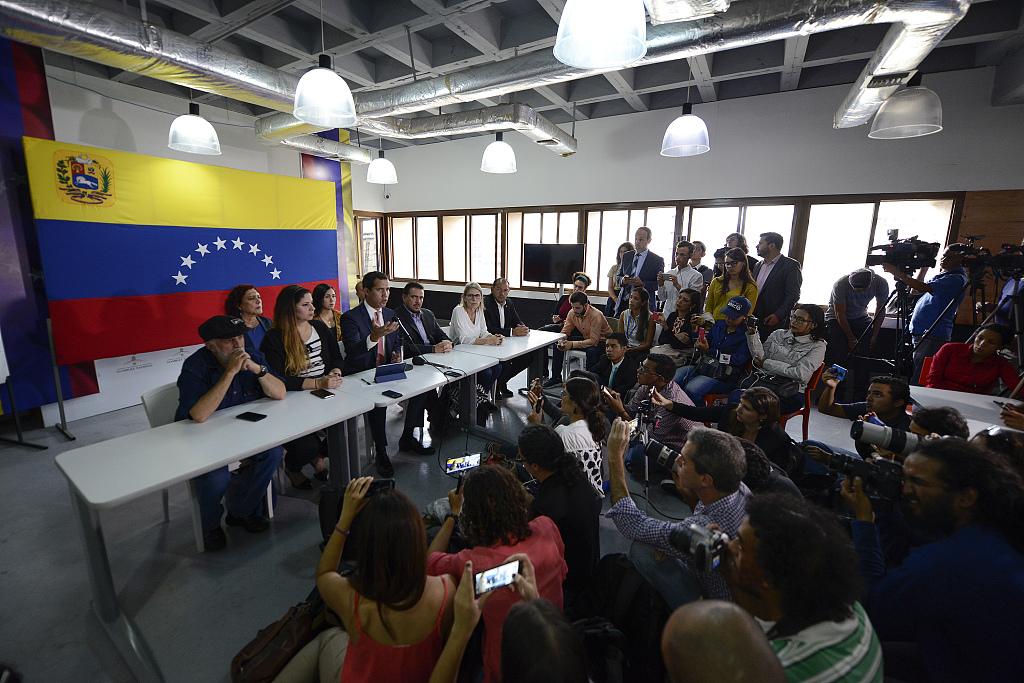 Venezuelan opposition seeking to rejoin Rio Pact, FM warns
