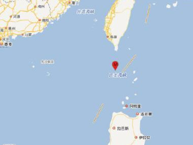 4.7-magnitude quake hits waters off Taiwan: CENC