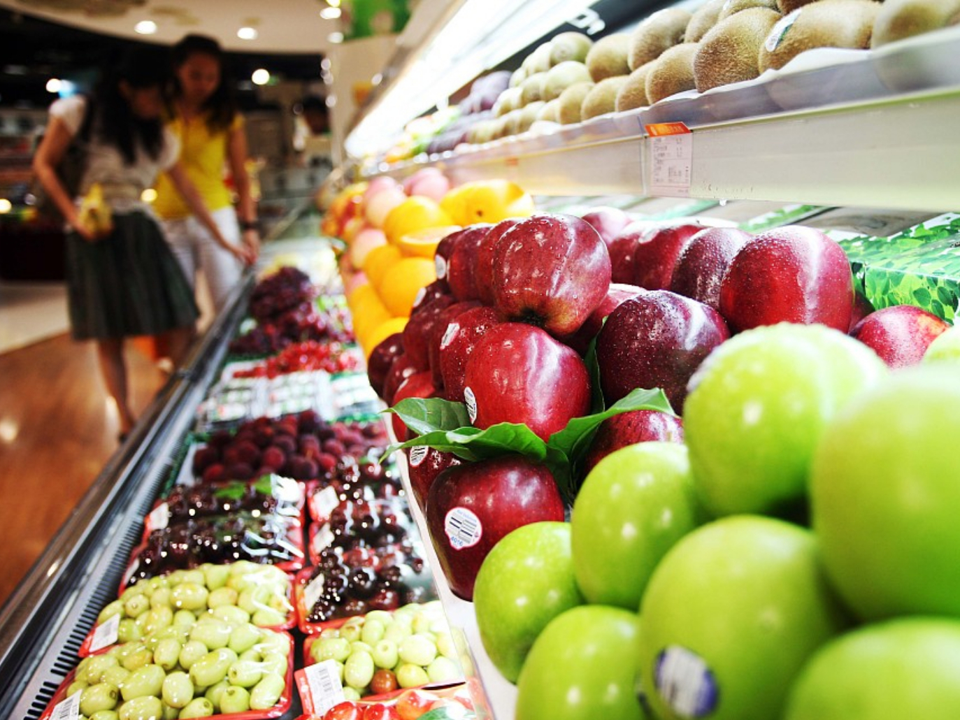 Chinese imports of US foodstuff may resume