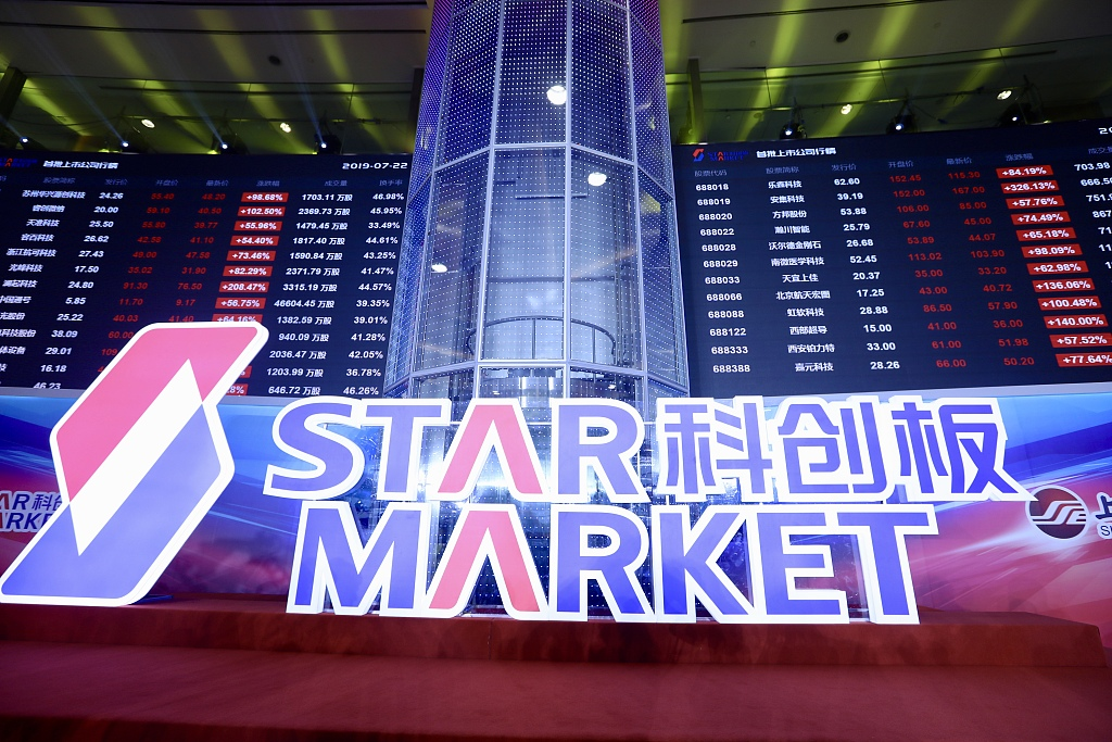 STAR market to become new incubator of Chinese innovations