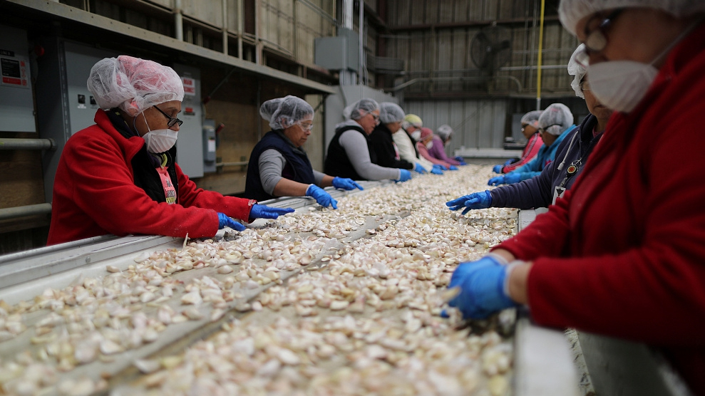 Chinese firms seek to resume purchase of US agricultural produce