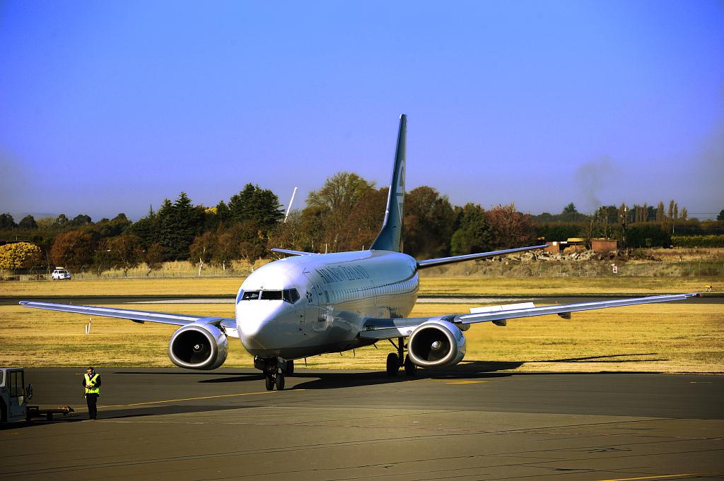 Air New Zealand flight makes emergency landing at Christchurch Airport