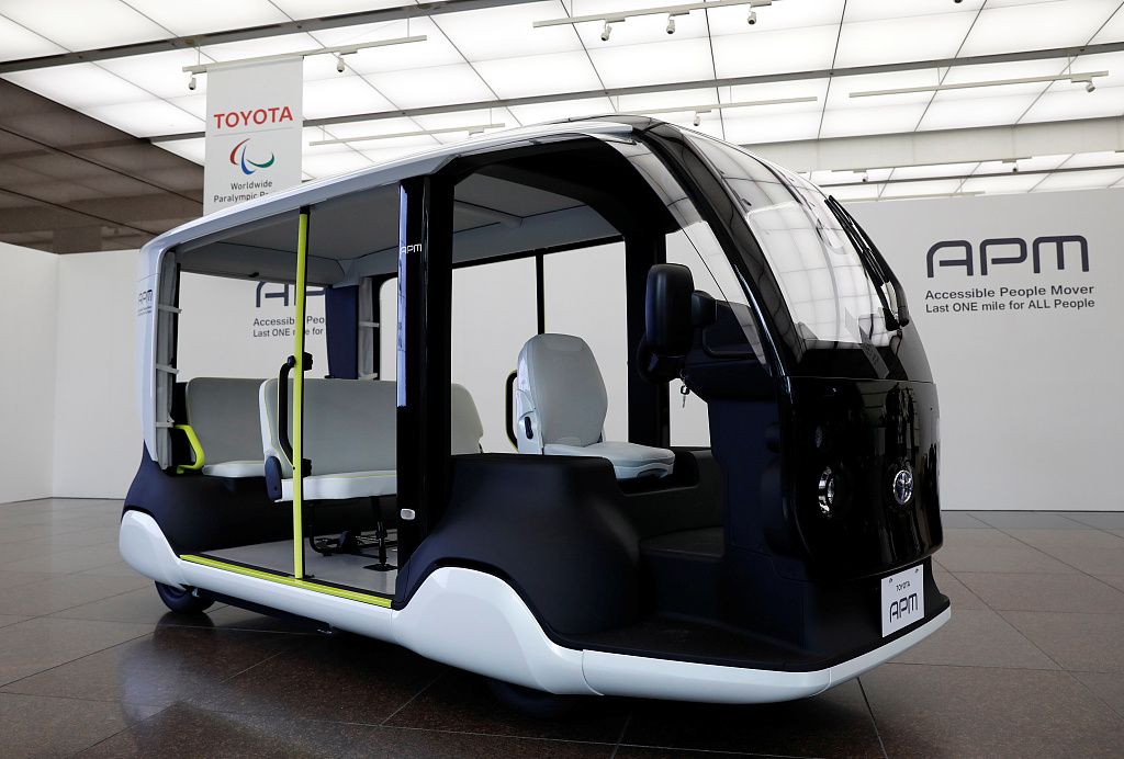 New robots unveiled to aid Tokyo 2020 spectators