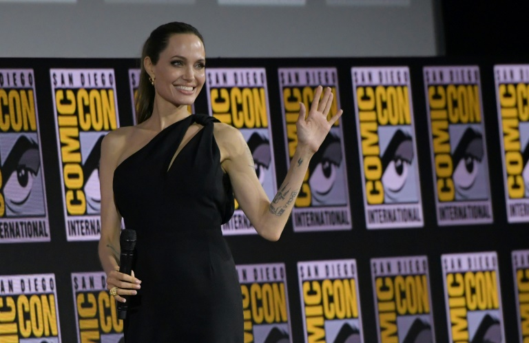 Star-studded Marvel films storm Comic-Con as 'Endgame' claims record