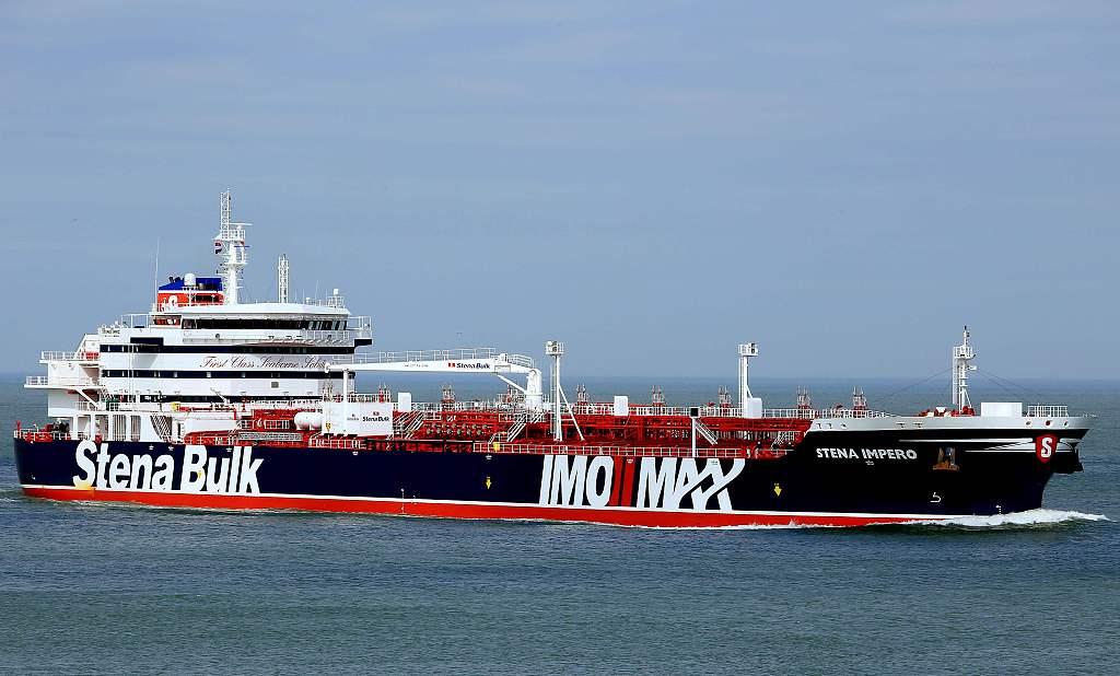 Iran 'does not seek confrontation,' says FM after tanker seizure