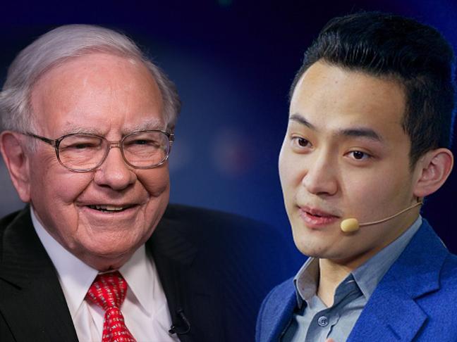 Chinese blockchain entrepreneur cancels lunch with Warren Buffett