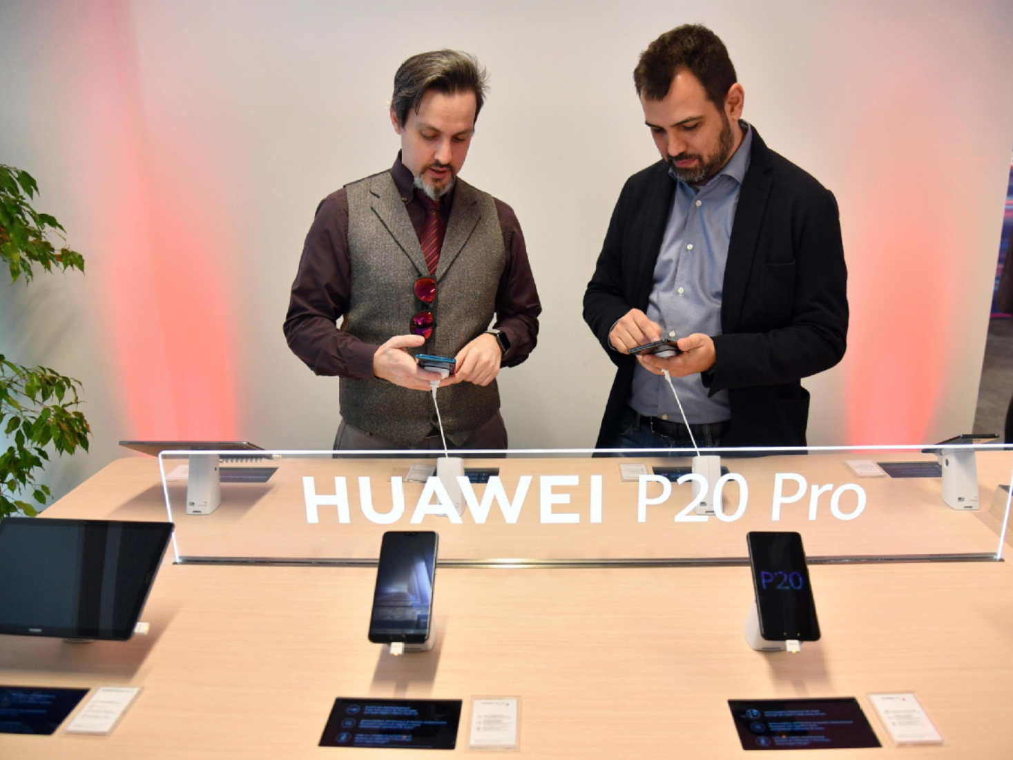 Huawei unveils major Italy investment