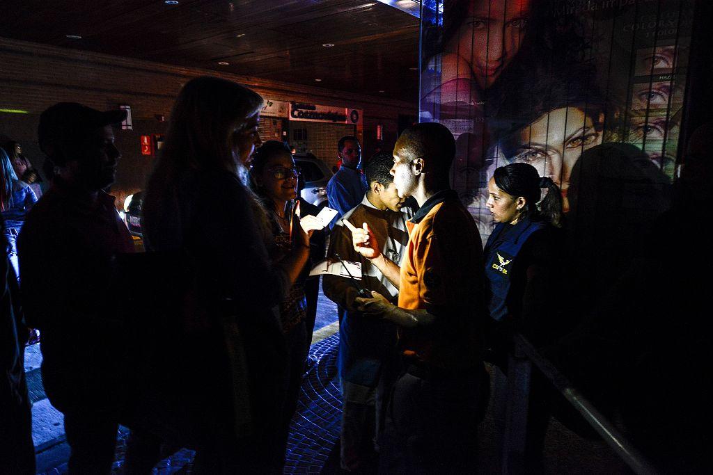Venezuela hit by new blackout