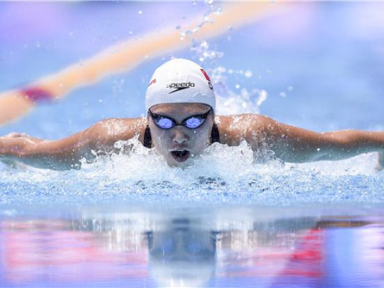 Ye Shiwen, Yan Zibei add silver, bronze for China at FINA Worlds