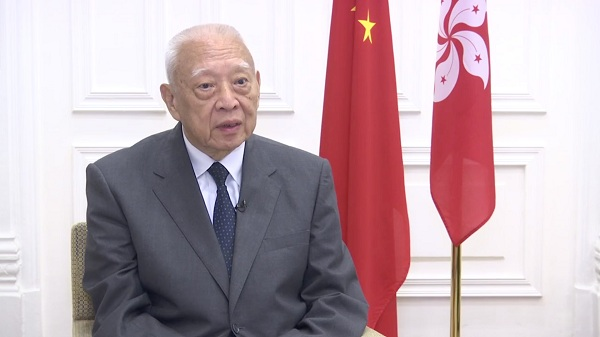 Former chief executive Tung Chee-hwa: Rule of law must be observed