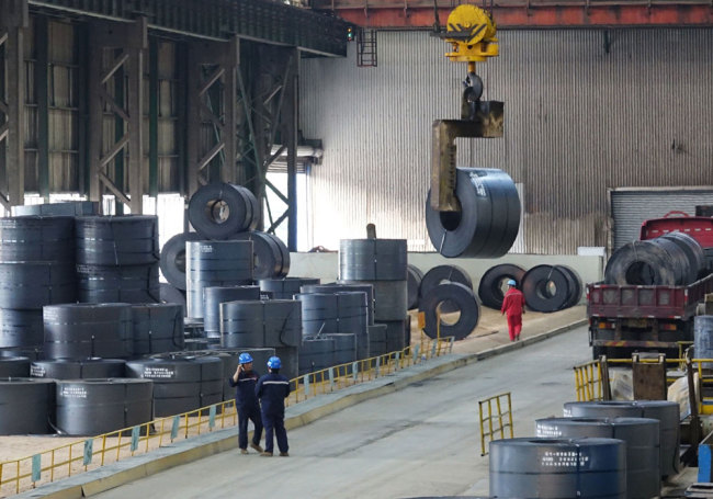 China to impose anti-dumping duties on imported stainless steel products