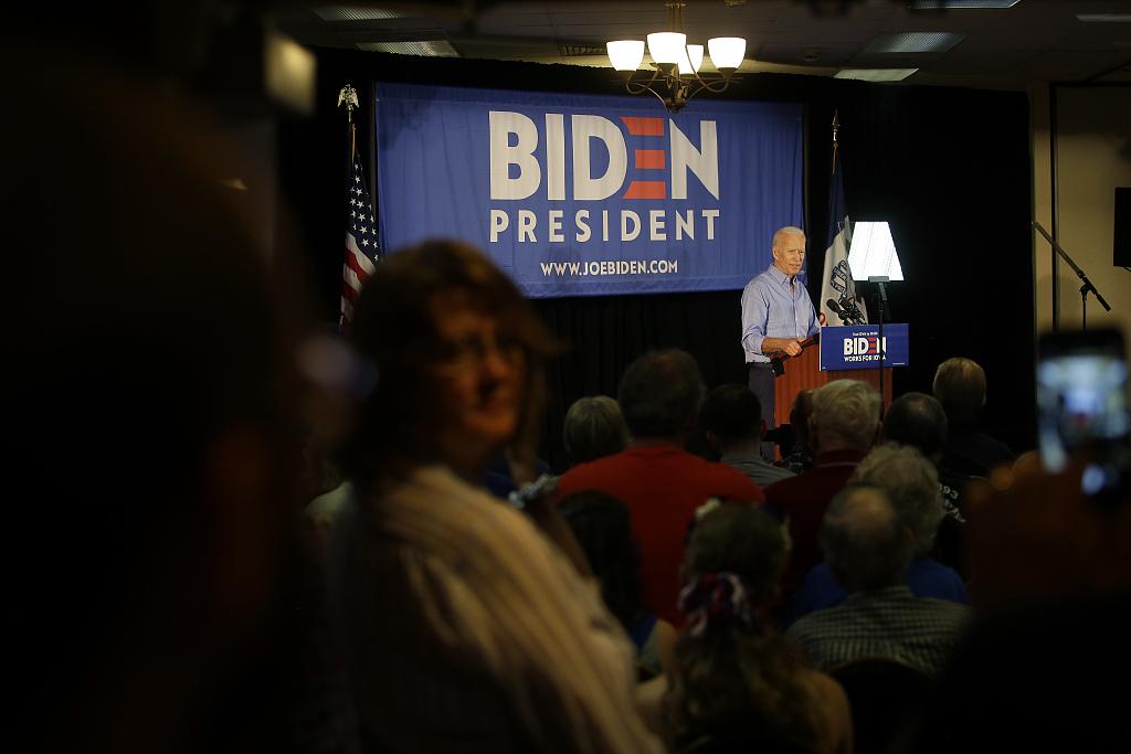 US Biden criminal justice plan reverses part of 1994 crime bill