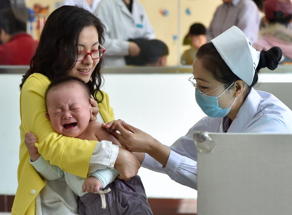 Vaccine shortage hits many parts of China