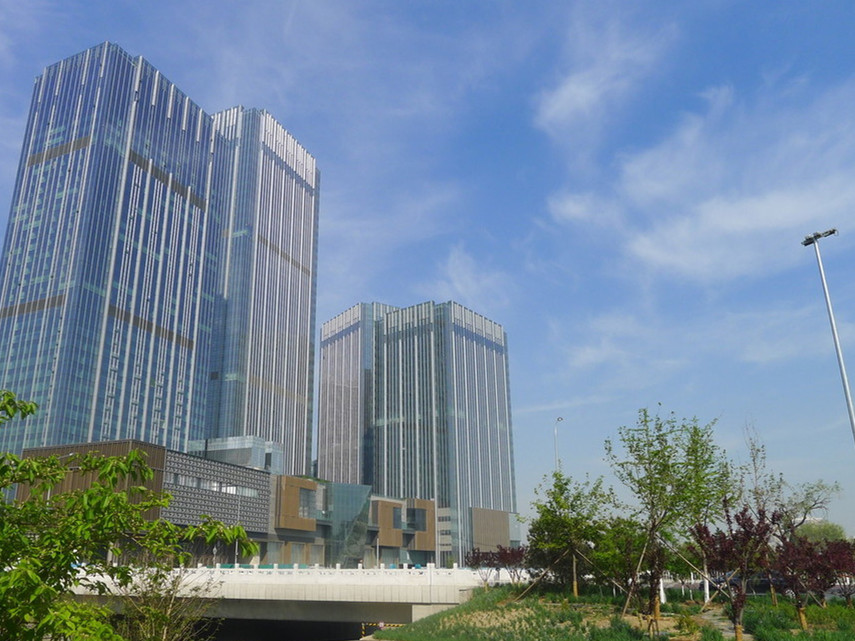 Deal signed to serve Lize Financial Business District