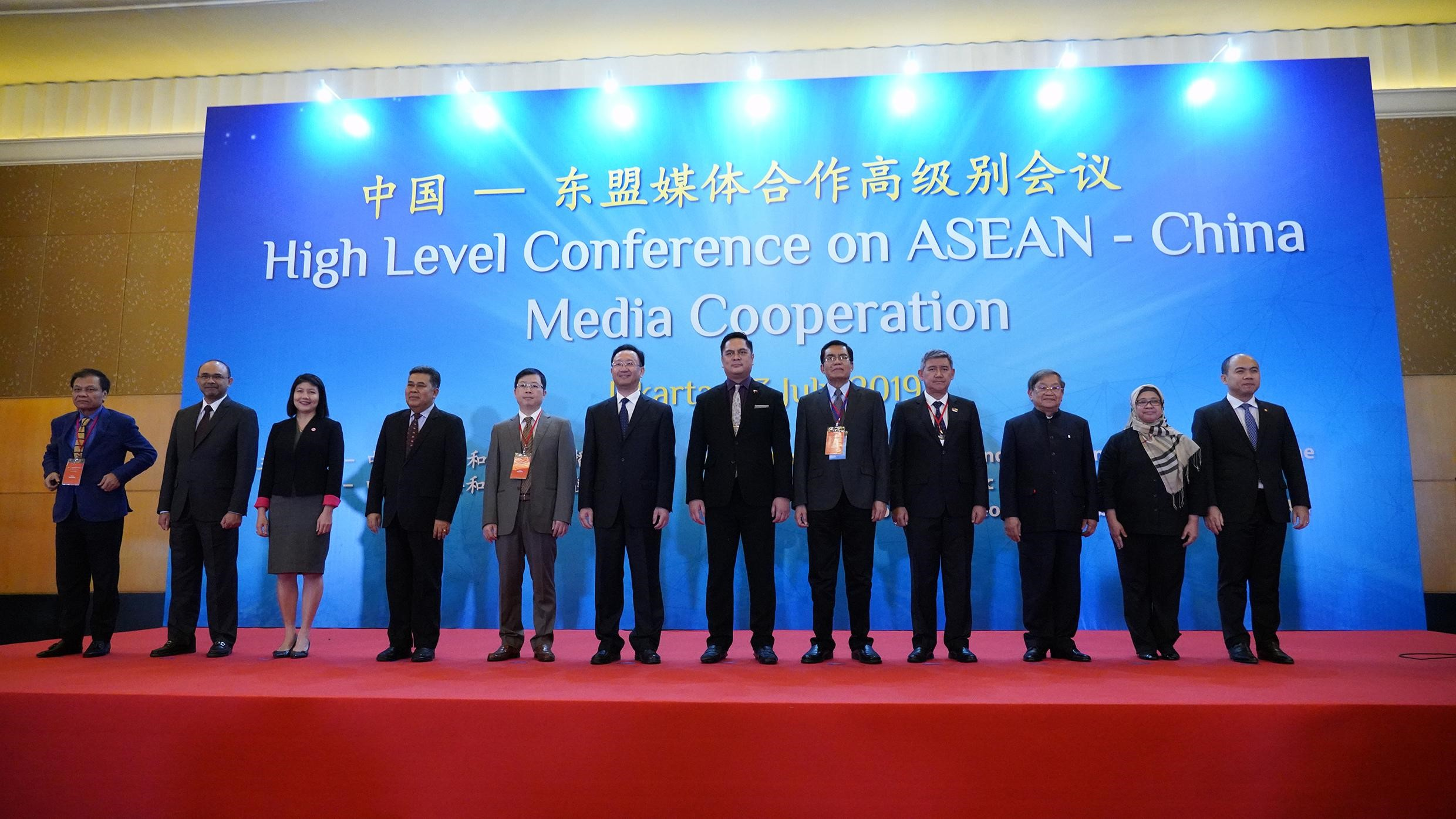 Enhanced media cooperation between China and ASEAN