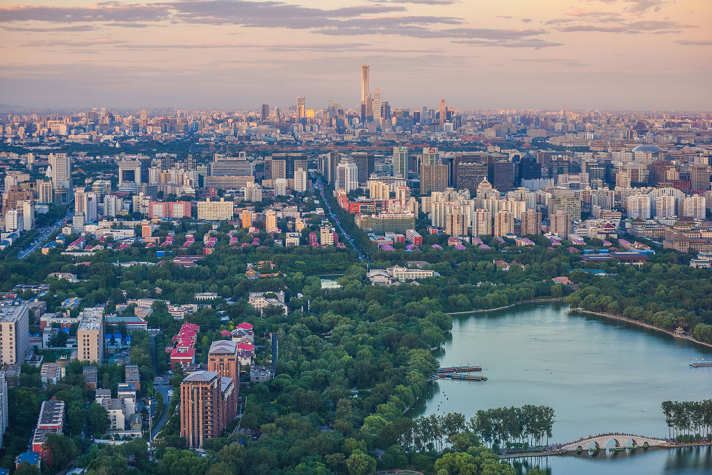 Beijing, Shanghai nation's wealthiest cities with combined 10 trillion yuan