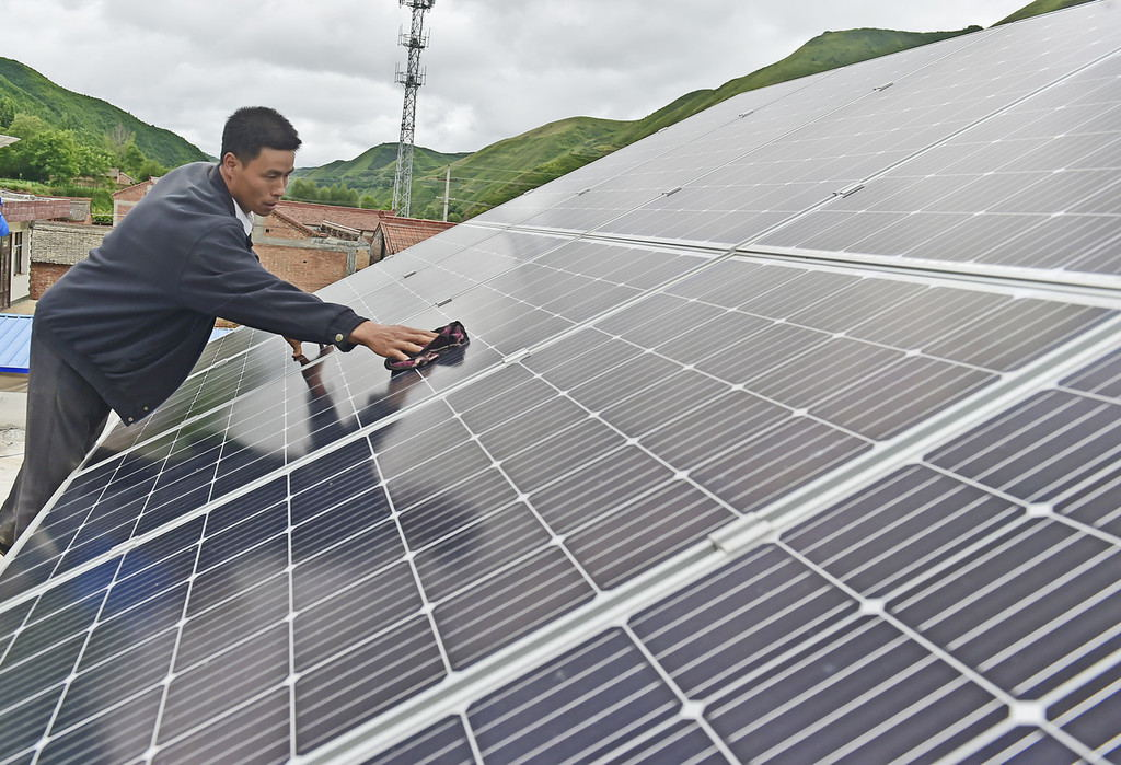 Fading subsidies, rising sustainability in China's solar energy industry