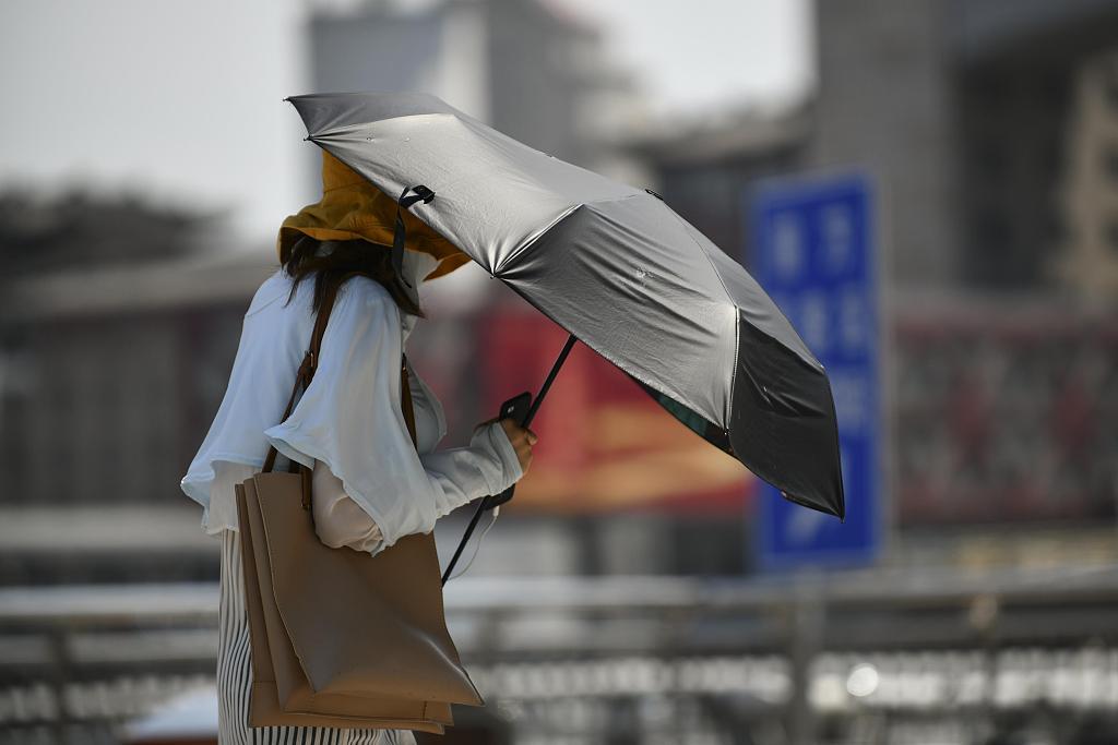Beijing raises alert for high temperatures