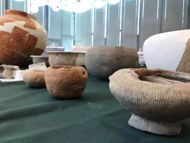Over 3,000-year-old ruins found in east China province