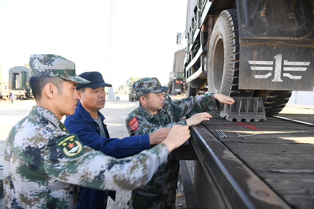 White paper expounds on missions, tasks of China's armed forces in new era